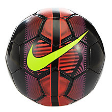 Buy Nike Skills Mercurial Mini Football, Size 1, Multi Online at johnlewis.com