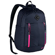 Buy Nike Auralux Backpack, Obsidian/Hyper Pink Online at johnlewis.com