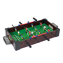 Buy John Lewis Mini One Foot Table Football Game Online at johnlewis.com