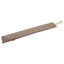 Buy Fred & Ginger Multi Stripe Draught Excluder Online at johnlewis.com