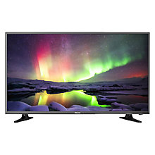 "Buy Hisense 32D50 LED HD Ready TV, 32"" With Freeview HD & Ultra Slim Design, Black Online at johnlewis.com"