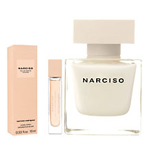 Buy Narciso Rodriguez NARCISO Eau de Parfum, 90ml: With FREE Gift Online at johnlewis.com