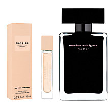 Buy Narciso Rodriguez for Her Eau de Toilette, 100ml: With FREE Gift Online at johnlewis.com