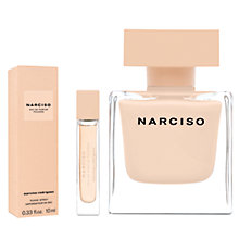 Buy Narciso Rodriguez NARCISO Poudrée Eau de Parfum, 90ml:  With FREE Gift Online at johnlewis.com