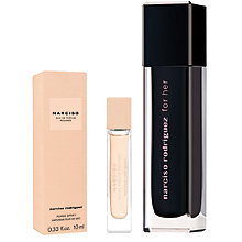 Buy Narciso Rodriguez L'Eau for Her Eau de Toilette Spray, 50ml: With FREE Gift Online at johnlewis.com