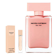 Buy Narciso Rodriguez for Her Eau de Parfum, 50ml: With FREE Gift Online at johnlewis.com