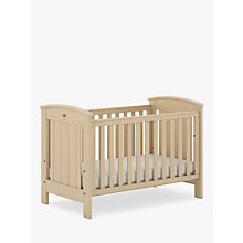 Buy Boori Casa Cotbed, Almond Online at johnlewis.com