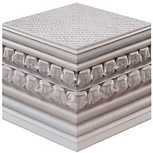 Buy Silver Cross Posture Start Comfort Care Plus Cot Mattress Online at johnlewis.com