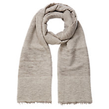 Buy Jigsaw Panel Sparkle Scarf Online at johnlewis.com