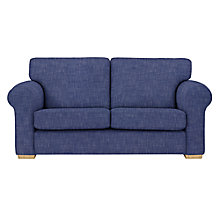 Buy John Lewis Milford 2 Seater Sofa, Light Leg, Solva Blueprint Online at johnlewis.com