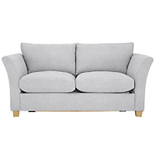 Buy John Lewis Options 2 Seater Sofa, Light Leg, Farland Slate Online at johnlewis.com