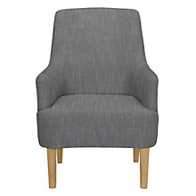 Buy John Lewis Croft Collection Perth Armchair, Light Leg, Darwen Storm Online at johnlewis.com