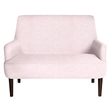 Buy John Lewis Croft Collection Perth Snuggler, Dark Leg, Linamore Blush Online at johnlewis.com