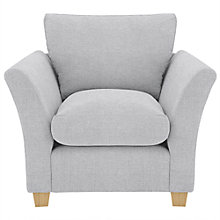 Buy John Lewis Options Armchair, Light Leg, Farland Slate Online at johnlewis.com