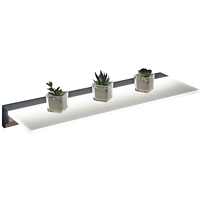 John Lewis Sirius LED Floating Shelf, 900mm