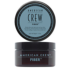 Buy American Crew Fiber, 85g Online at johnlewis.com