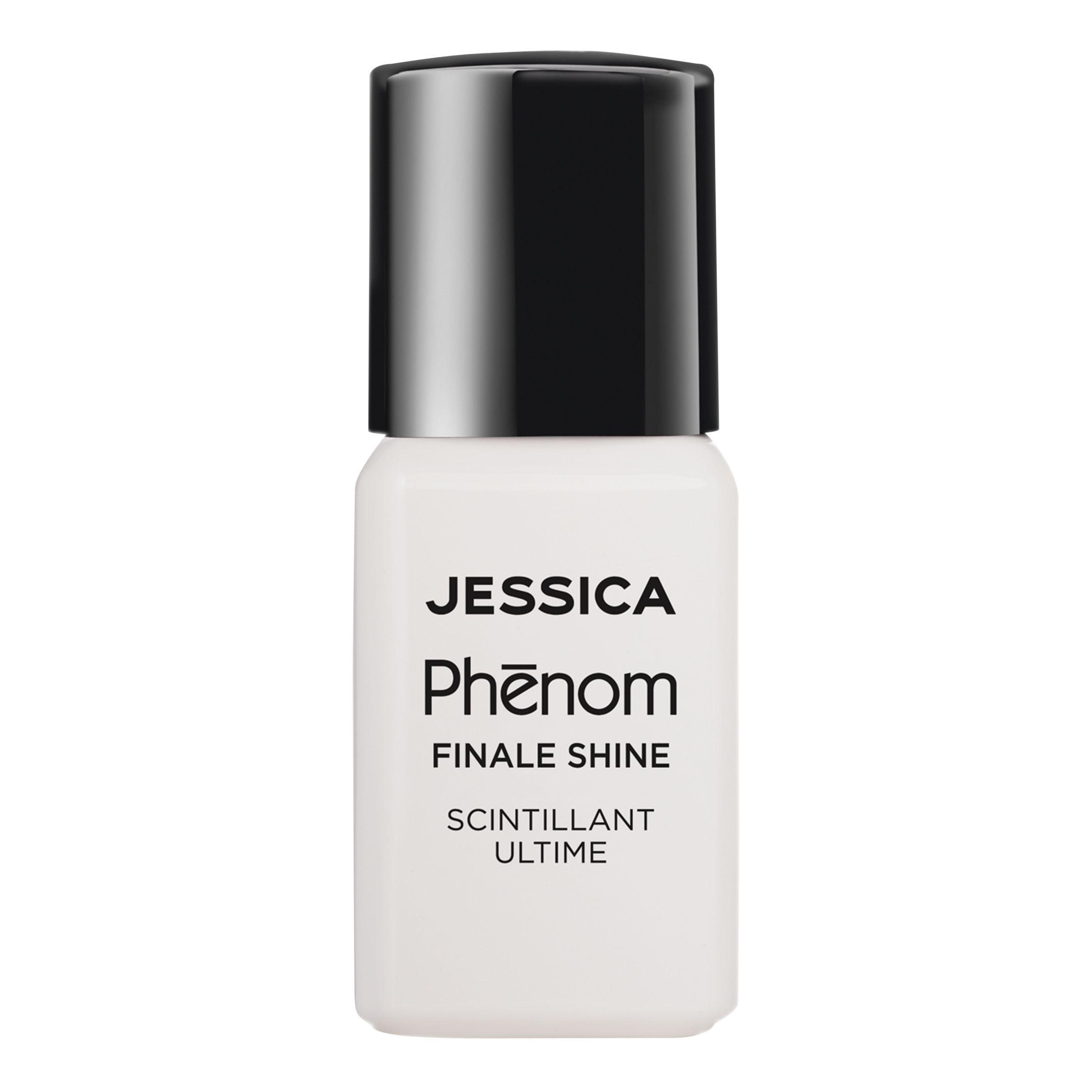Jessica Jessica Phenom Finale Shine Top Coat, 15ml