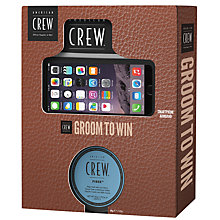Buy American Crew Run With Style Gift Set Online at johnlewis.com