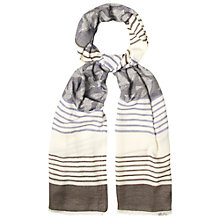 Buy White Stuff Twilight Jacquard Scarf, Multi Online at johnlewis.com