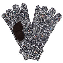 Buy Barbour Whitfield Gloves, One Size, Grey Online at johnlewis.com