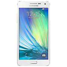"Buy Samsung Galaxy A5 Smartphone (2016), Android, 5.2"", 4G LTE, SIM Free, 16GB Online at johnlewis.com"