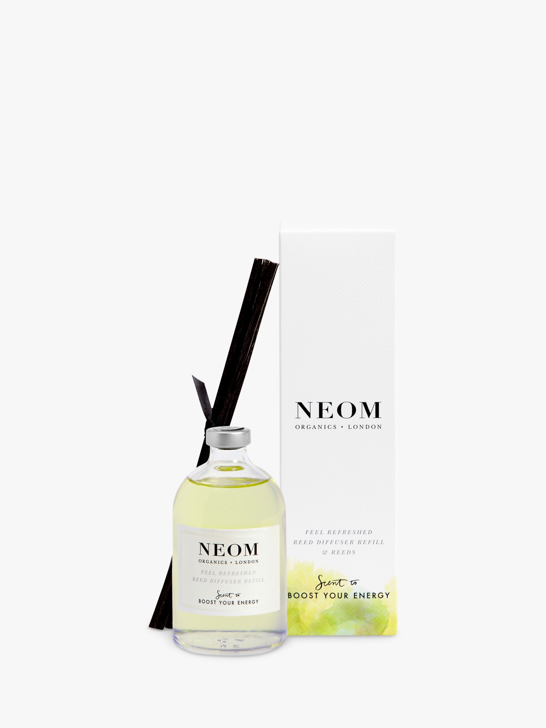 Neom Neom Feel Refreshed Diffuser Refill, 100ml