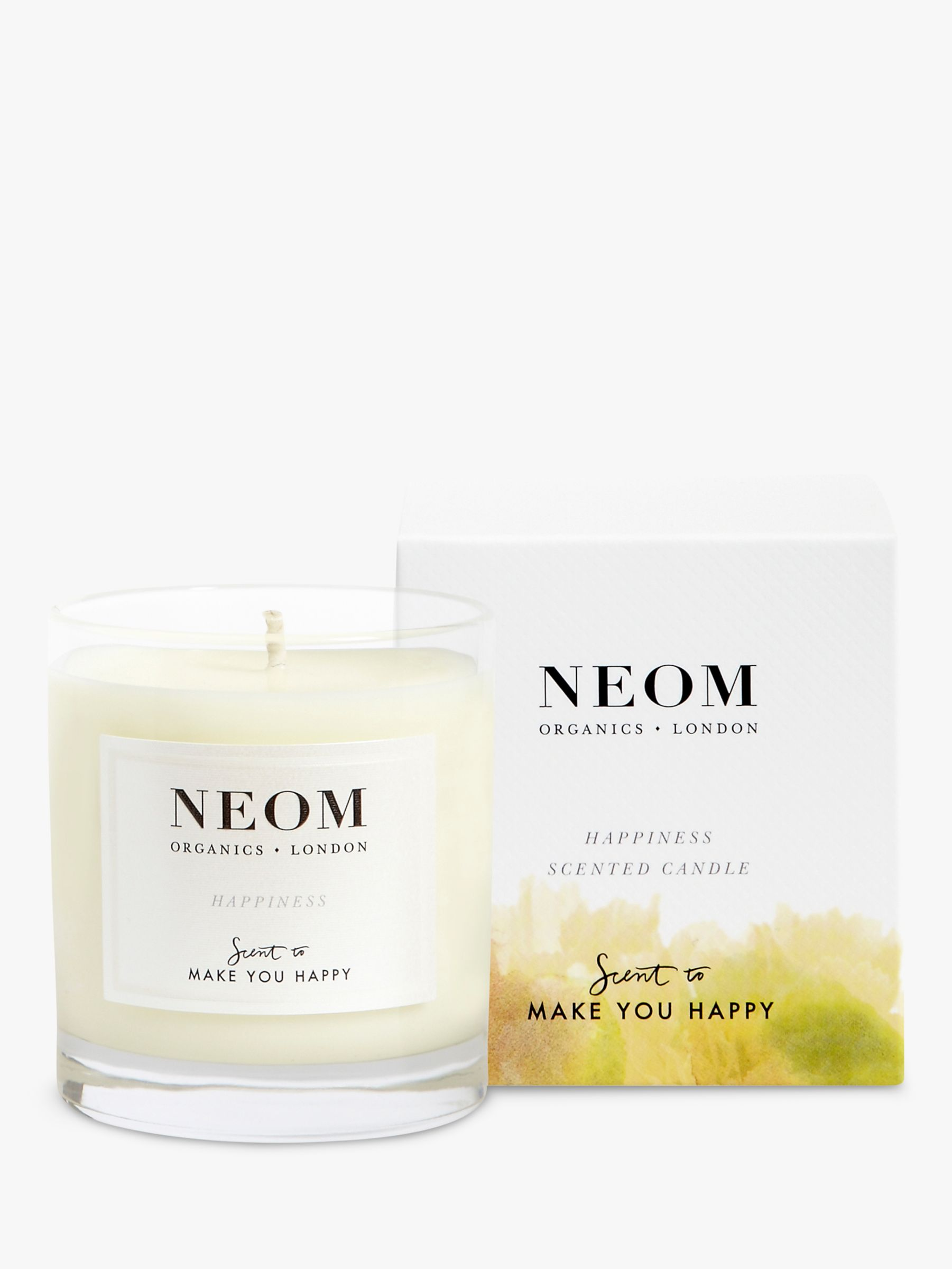Neom Neom Happiness Standard Candle, 185g