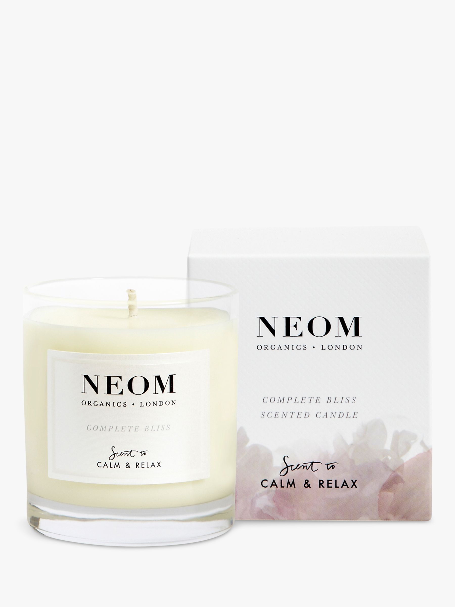 Neom Neom Complete Bliss Candle, 185g