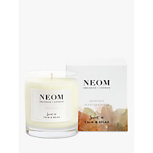 Buy Neom Sensuous Standard Candle, 443g Online at johnlewis.com
