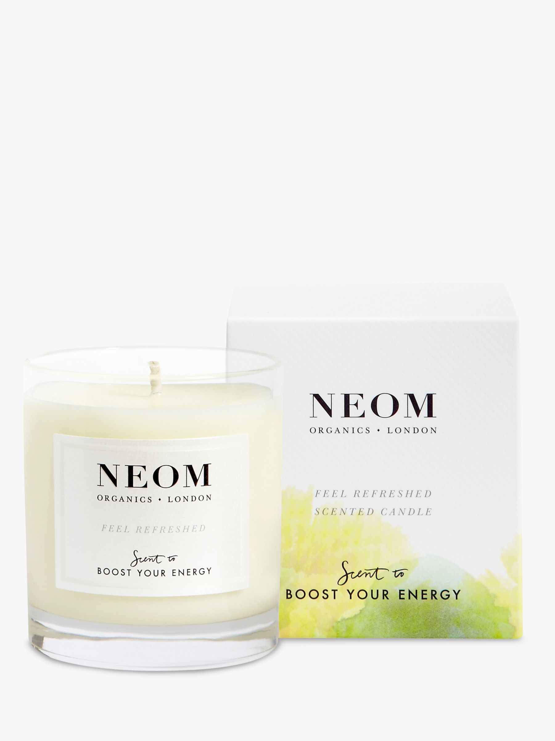 Neom Neom Feel Refreshed Standard Candle, 185g