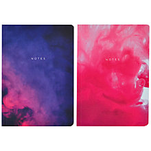 Buy Portico A5 Abstract Notebooks, Pack of 2 Online at johnlewis.com