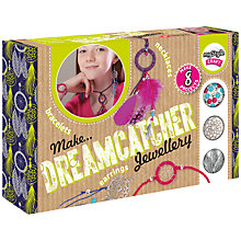Buy myStyle Craft Dreamcatcher Jewellery Kit Online at johnlewis.com