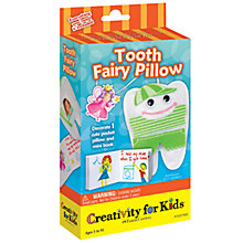 Buy Creativity for Kids Tooth Fairy Pillow Online at johnlewis.com