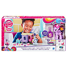 Buy My Little Pony Friendship is Magic Explore Equestria Friendship Express Train Online at johnlewis.com