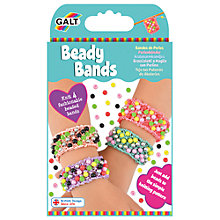 Buy Galt Beady Bands Kit Online at johnlewis.com