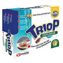 Buy My Living World Triop Explorer Activity Kit Online at johnlewis.com