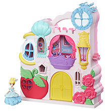 Buy Disney Princess Little Kingdom Play 'N Carry Castle Online at johnlewis.com
