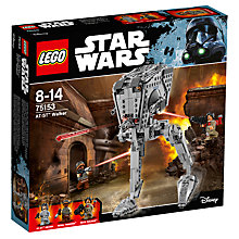 Buy LEGO Star Wars Rogue One 75153 AT-ST Walker Online at johnlewis.com