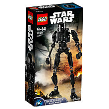 Buy LEGO Star Wars Rogue One 75120 K-2SO Droid Buildable Figure Online at johnlewis.com