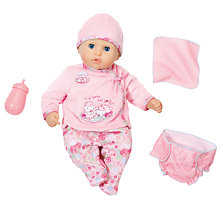 Buy Zapf My First Baby Annabell Care For You Doll Online at johnlewis.com