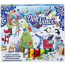 Buy Play-Doh Doh Vinci Squeeze and Design Advent Calendar Online at johnlewis.com