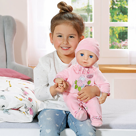 Buy Zapf Baby Annabell Doll John Lewis