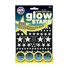 Buy Cosmic Glow The Original Glow in the Dark Stars Pack of 1000 Online at johnlewis.com