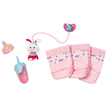 Buy Zapf Baby Annabell Accessory Pack Online at johnlewis.com