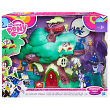 Buy My Little Pony Friendship Is Magic Collection Golden Oak Library Playset Online at johnlewis.com