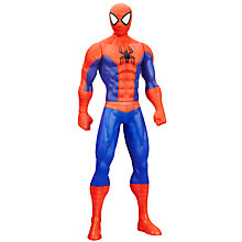"Buy Spider-Man Titan Hero Series 20"" Action Figure Online at johnlewis.com"
