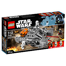 Buy LEGO Star Wars Rogue One 75152 Imperial Assault Hovertank Online at johnlewis.com
