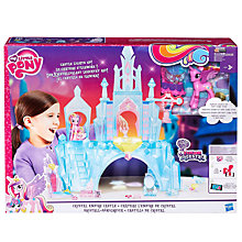 Buy My Little Pony Explore Equestria Crystal Empire Castle Online at johnlewis.com