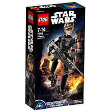 Buy LEGO Star Wars Rogue One 75119 Sergeant Jyn Erso Online at johnlewis.com
