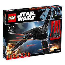 Buy LEGO Star Wars Rogue One 75156 Krennic's Imperial Shuttle Online at johnlewis.com